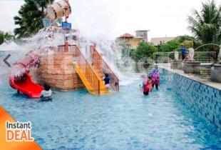 Tiket Masuk Saiji Water Adventure Mulai Dari Rp 25.000