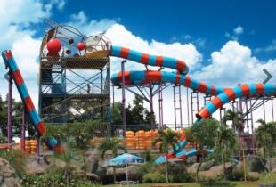 Tiket Masuk Water Kingdom untuk 1 Orang Rp 55.000