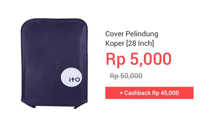 Cover Pelindung Koper [28 Inch]