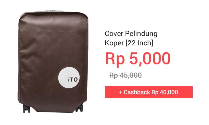 Cover Pelindung Koper [22 Inch]