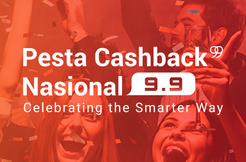 Pesta Cashback Nasional 9.9