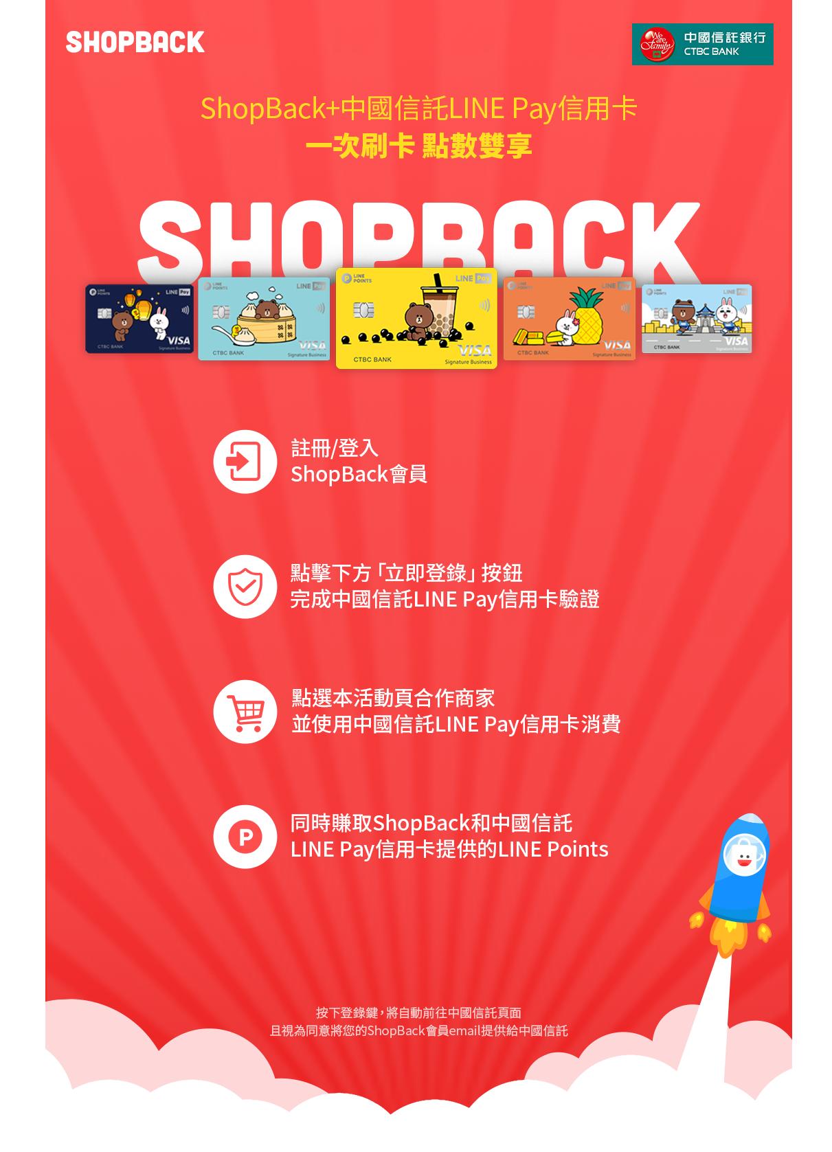 CTBC Shopback - Introduction banner