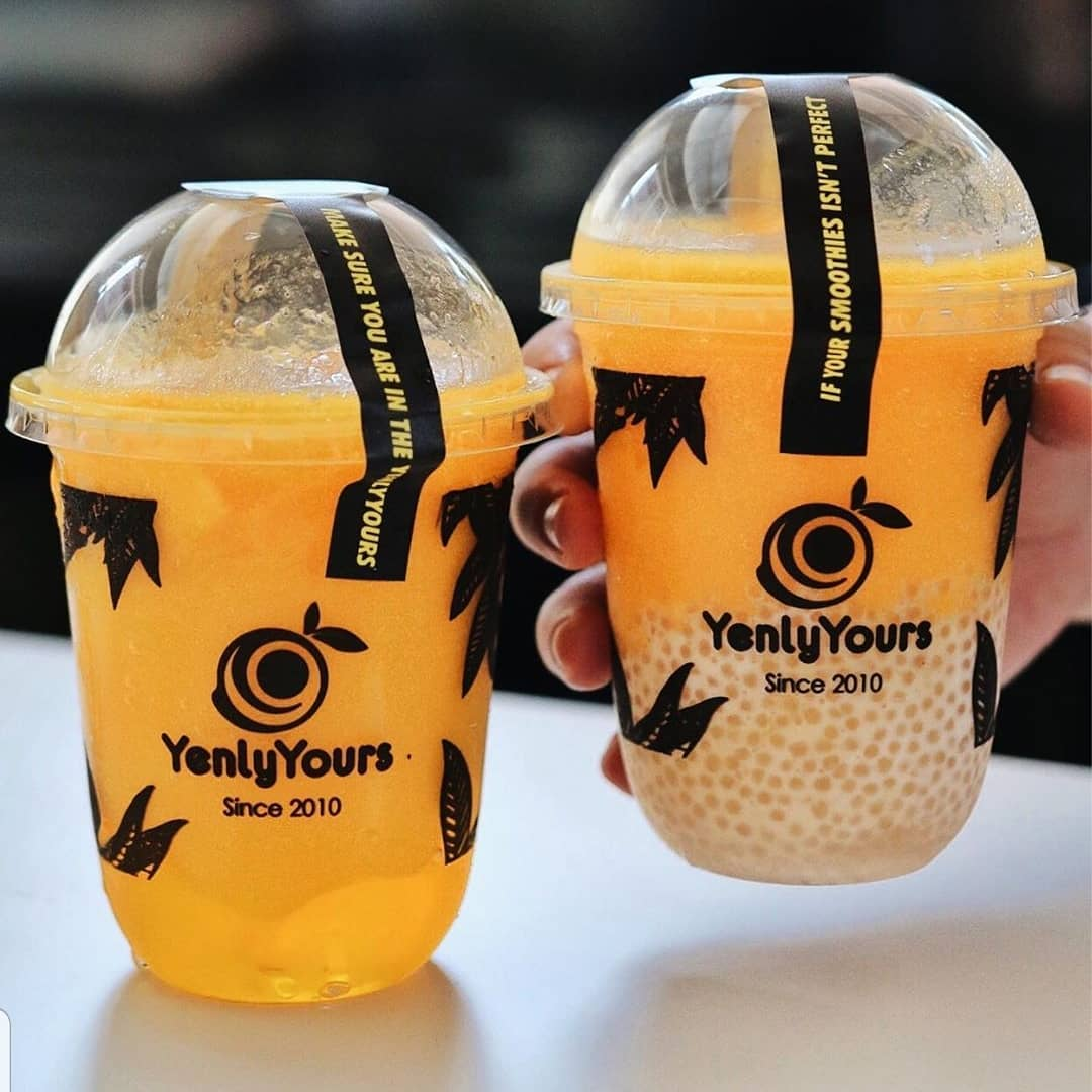 1 x Mango Smoothie (Any Flavour)