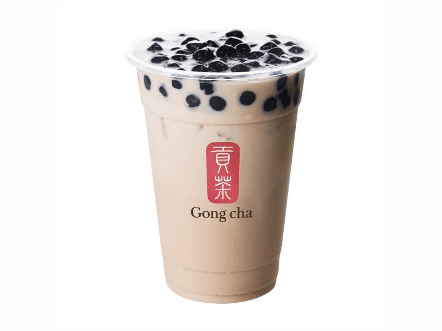 1 x Medium Pearl Milk Tea [Exclusive Deal]