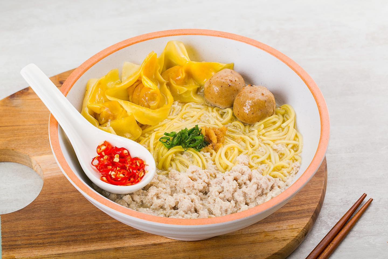 1 x Noodle + Side + Drink Set