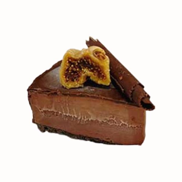 1x 600g Chocolate Gelato Concepts Italian Ice Cream Cake