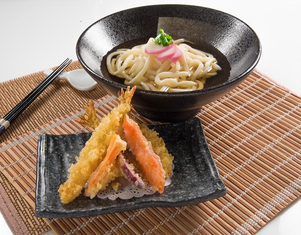 1 x Sakae Sushi Tempura Udon