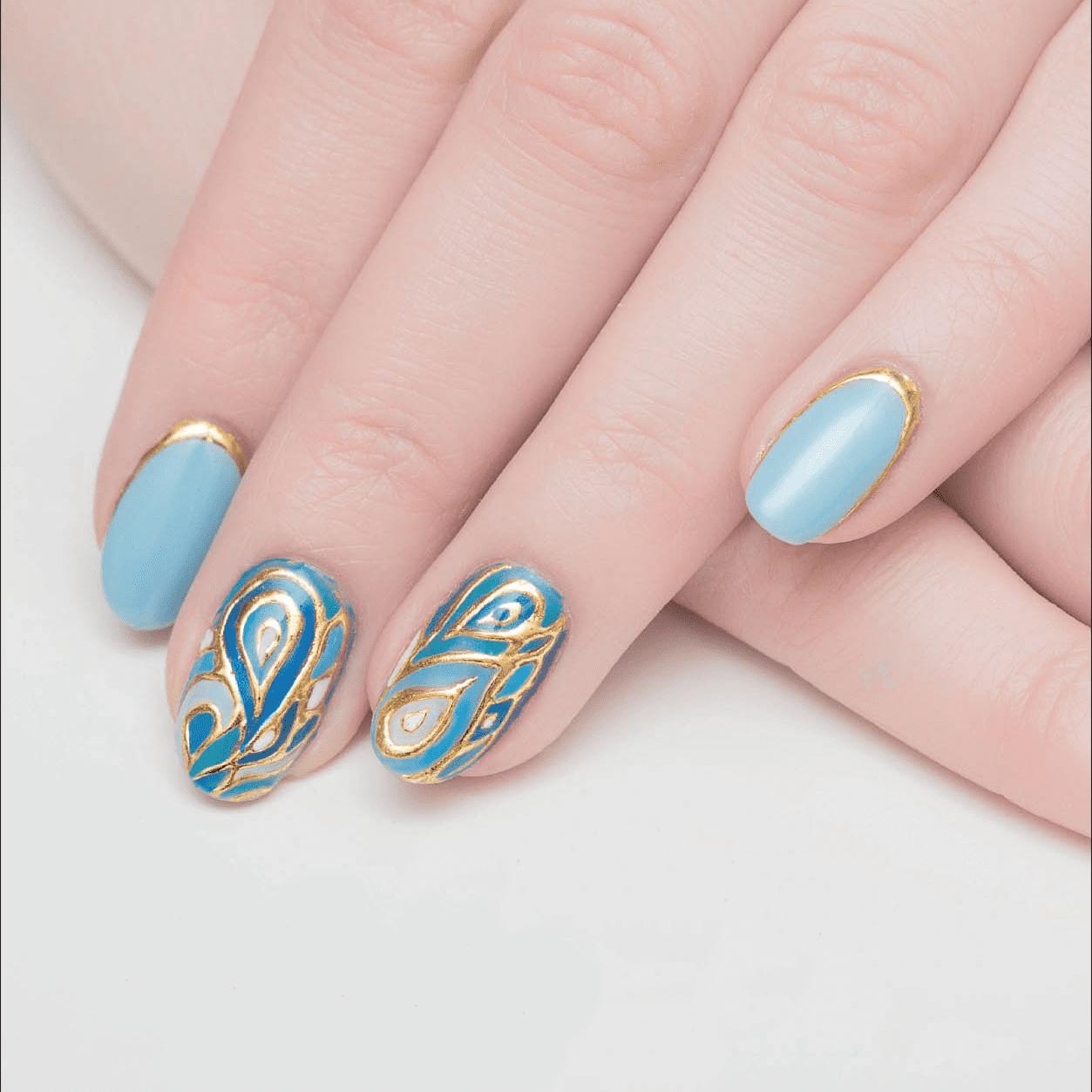 Classic Manicure + Classic Pedicure (1 Session)