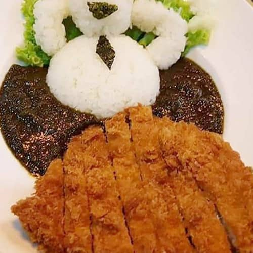 1 x Black Curry with Pork Loin / Wagyu Burger / Grilled Lamb Don (valid Mon-Thu only)