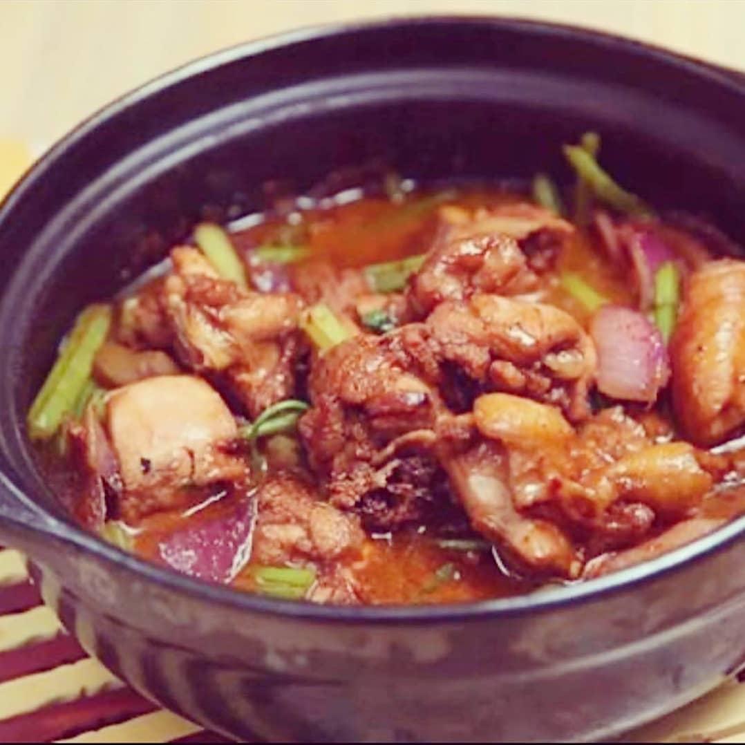 1 x Spicy Chicken Pot