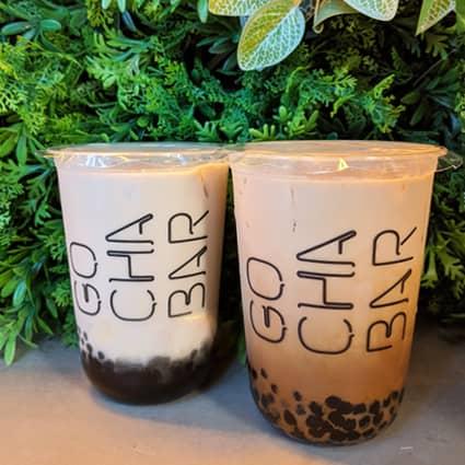 1 x Yuanyang Milk Tea with Black Pearls