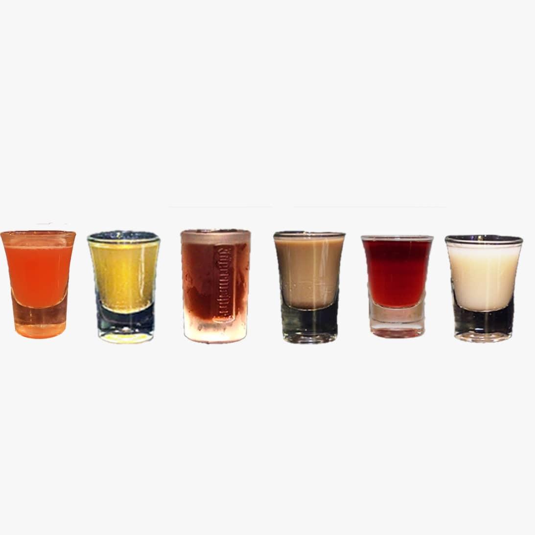 12 x Shots (1 flavour)