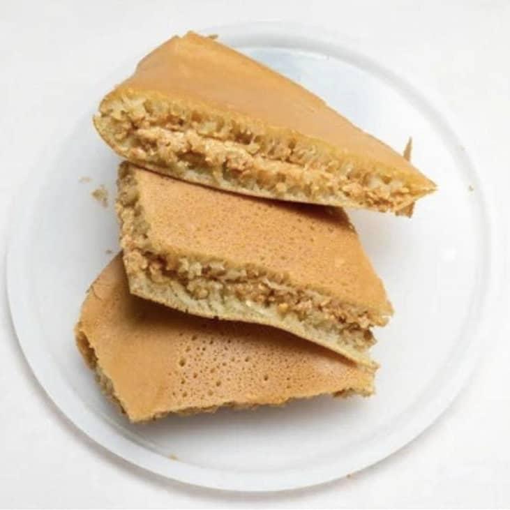 3 x Traditional Pancake