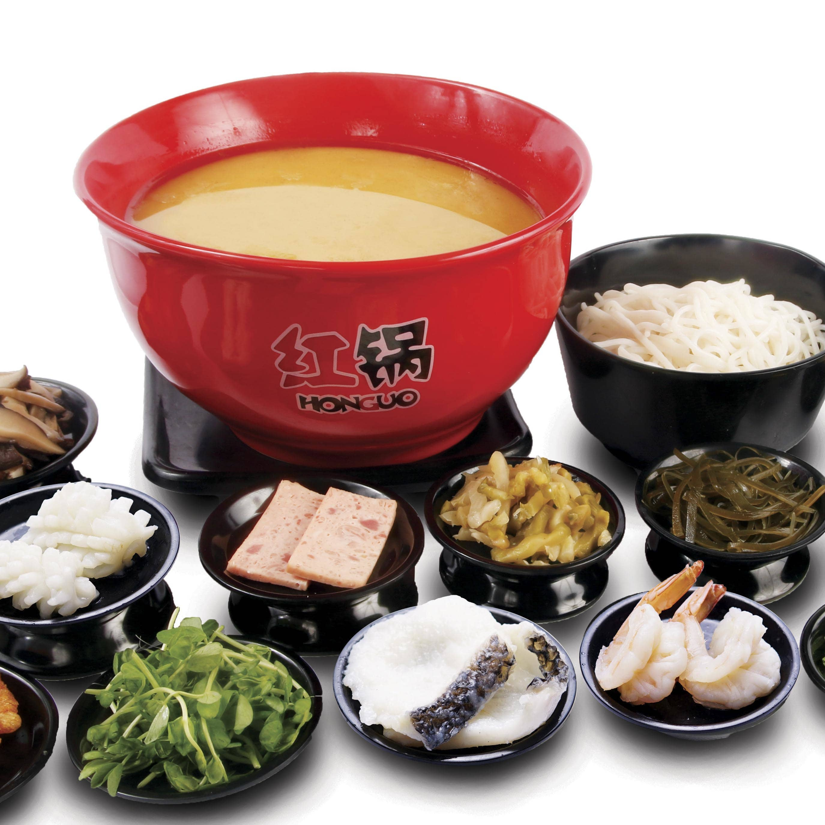 1 x Signature Xiu Cai Mi Xian (9 Dishes with Collagen Soup) [Exclusive Deal]