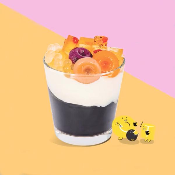 1 x DoQoo Cold series Dessert + 1 x DoQoo Hot Series Dessert