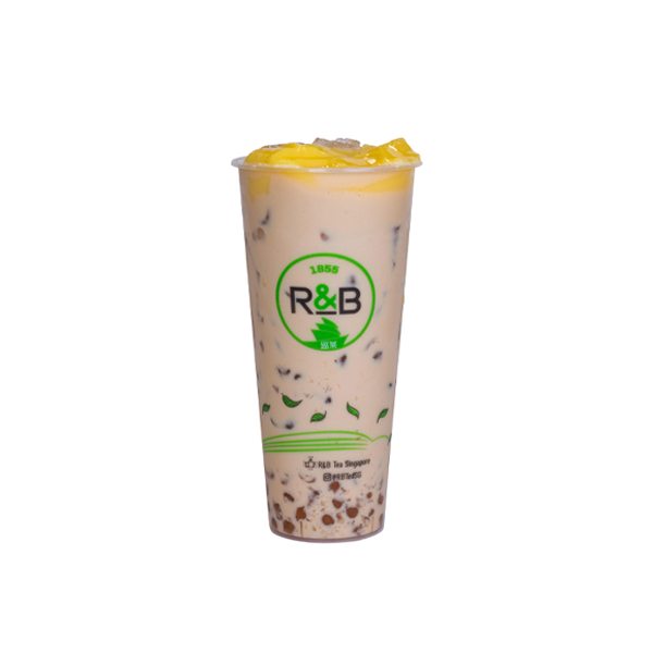 1 x All in Milk Tea (Large) at R&B Tea - Get Deals, Cashback and Rewards with ShopBack GO