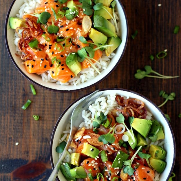 2 x Poke Bowl (Regular) at Makai Poke - Get Deals, Cashback and Rewards with ShopBack GO