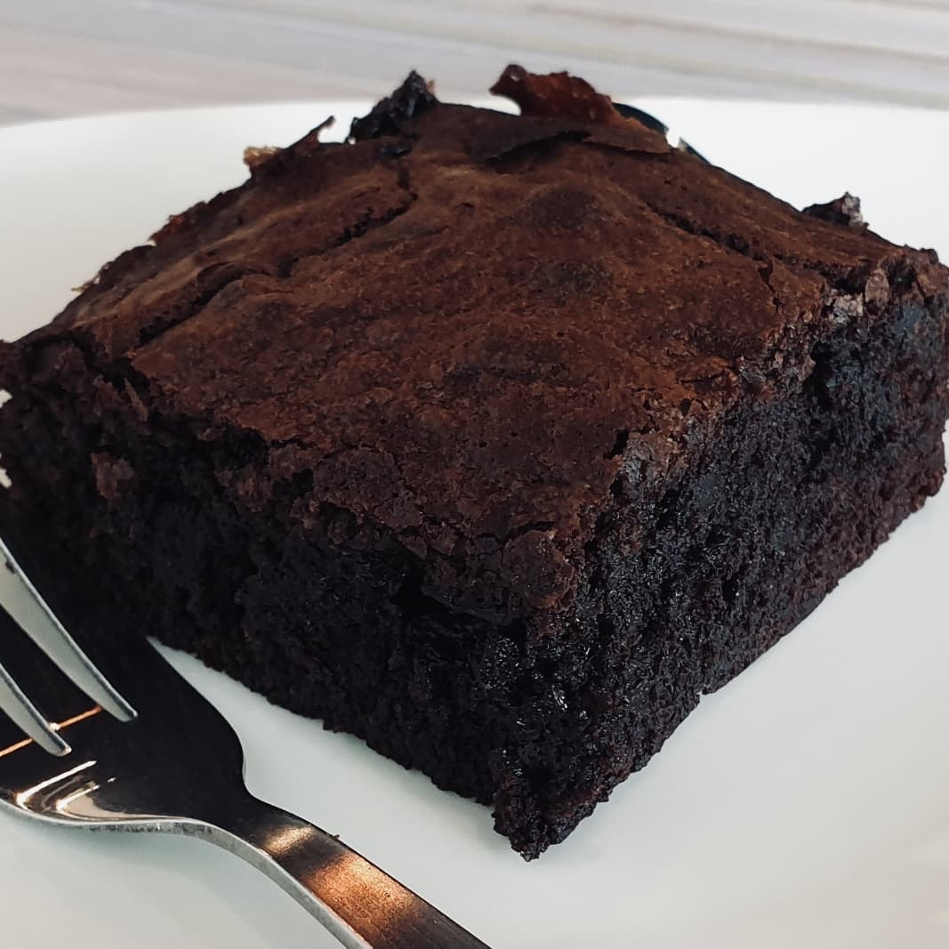 1 x Fudge Brownie