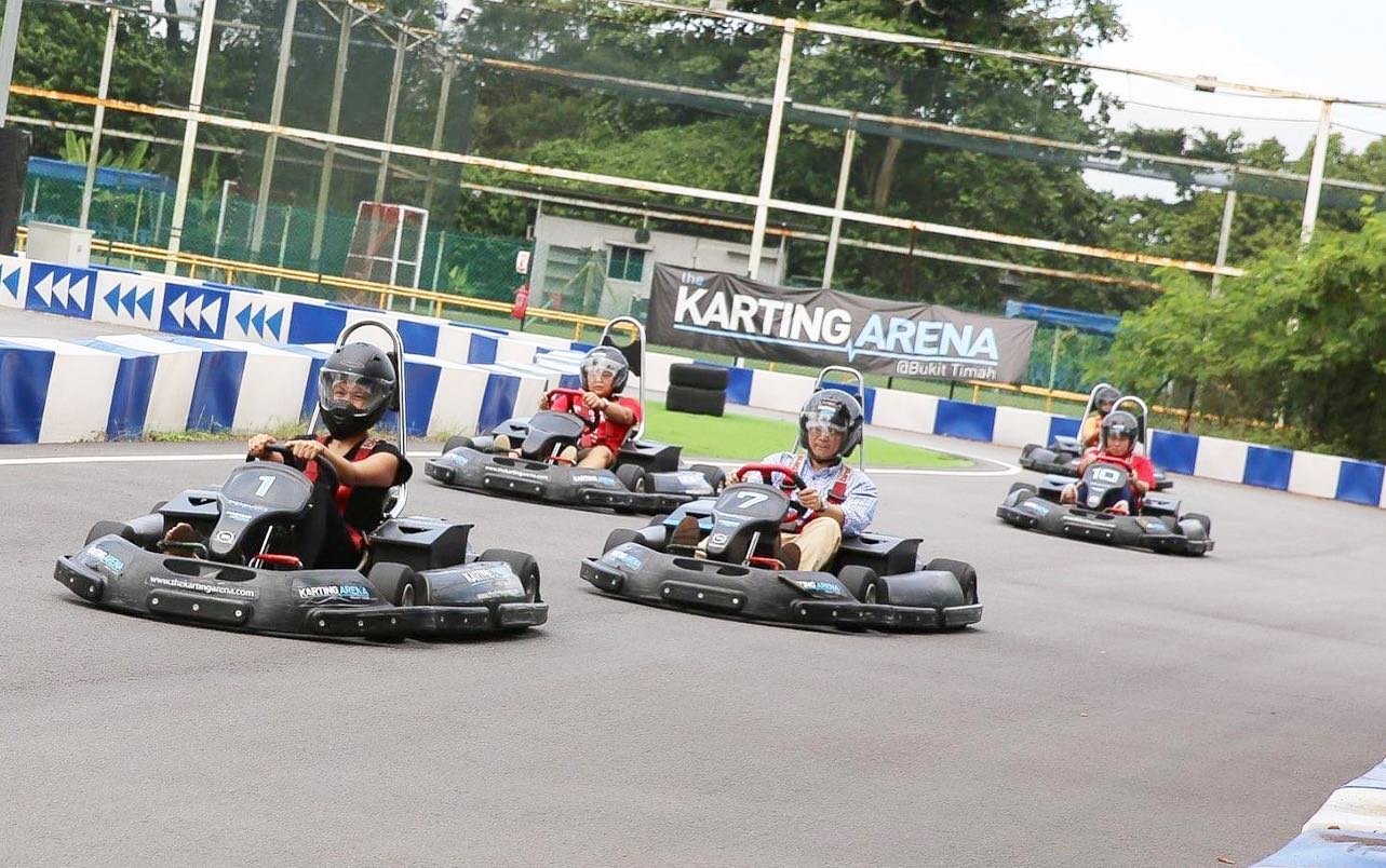 Fun Karting Session for 1 Child (Weekday)