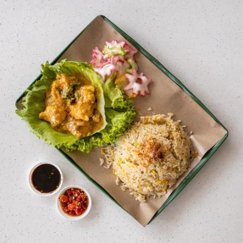 1 x Signature Set Meal (Rice)