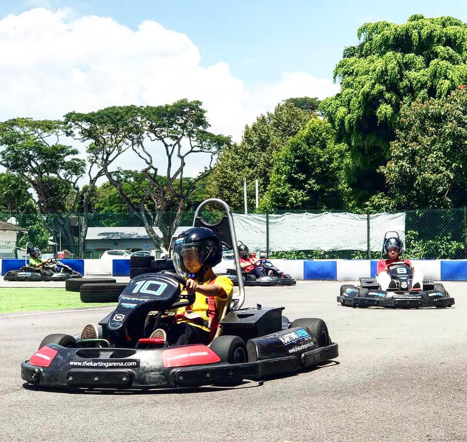 First Timer Fun Karting Session (1 Pax) [Shopback Exclusive]