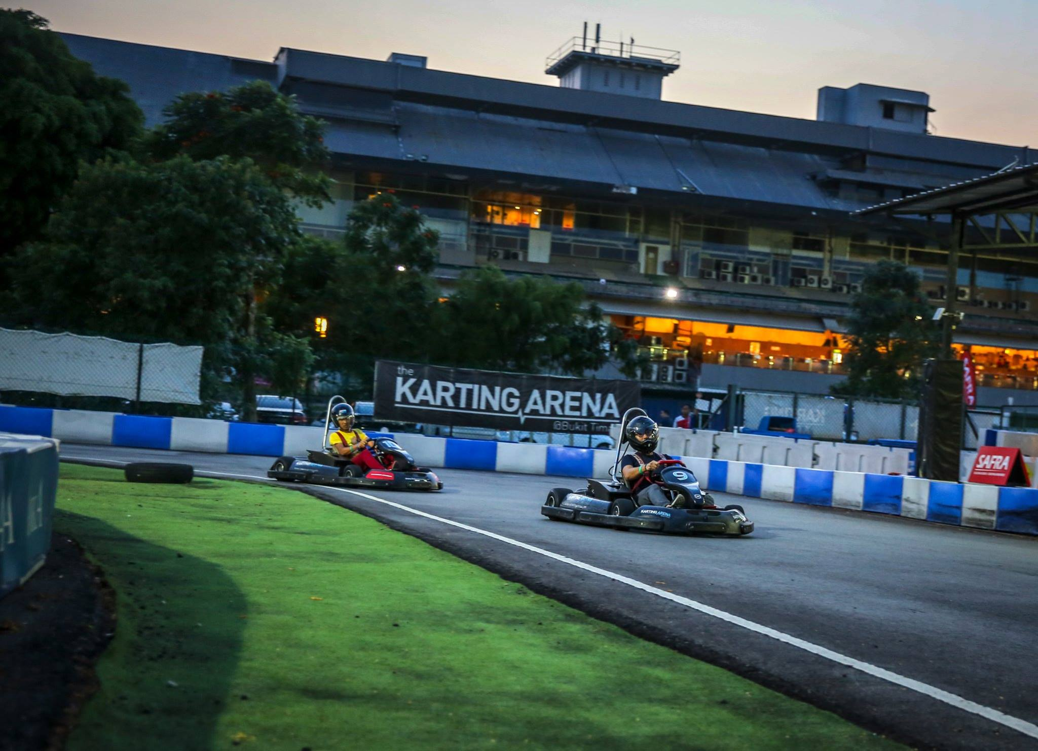 Fun Karting Session for 1 Adult (Weekend)