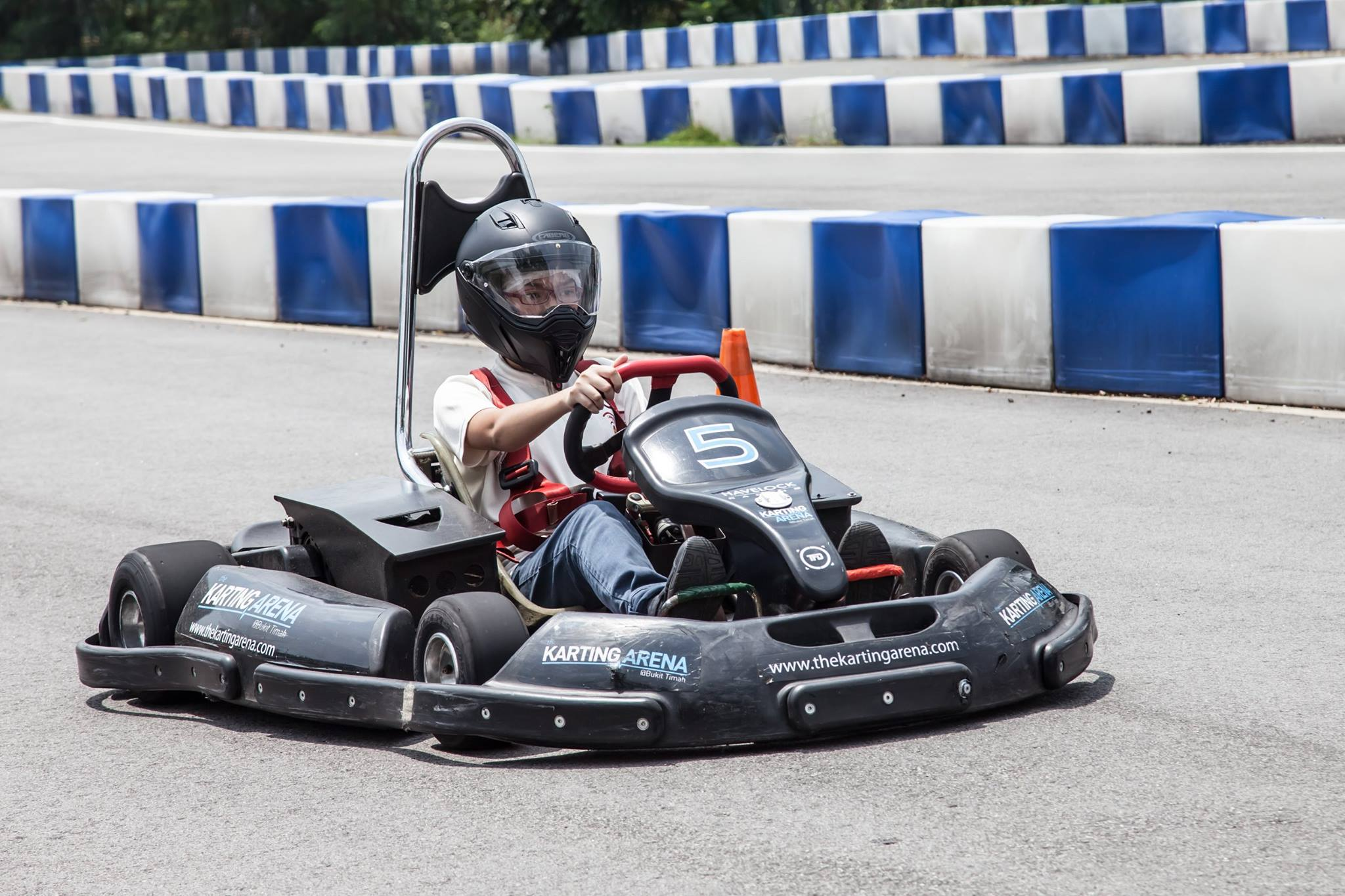 Fun Karting Session for 1 Child (Weekend)