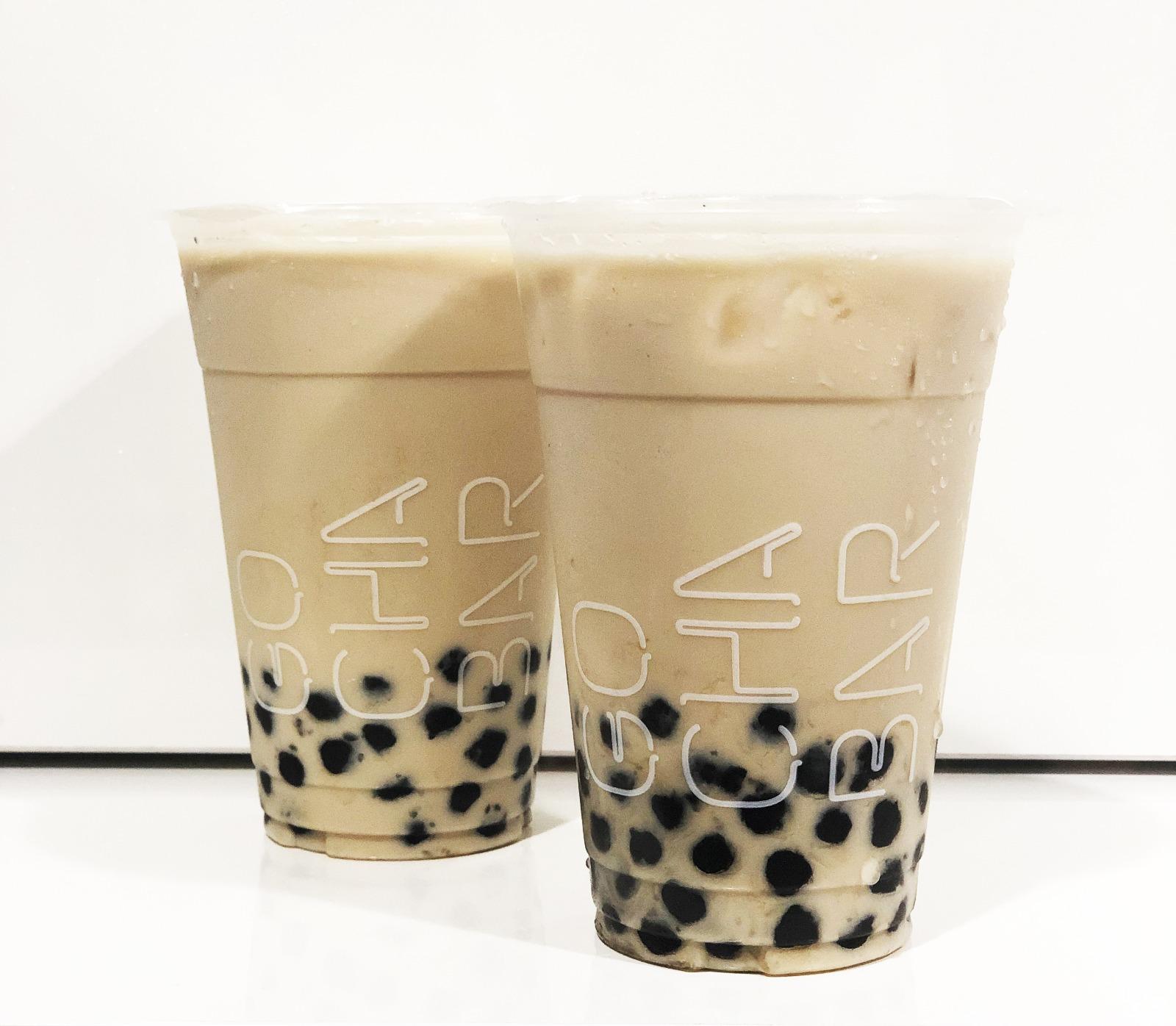 1 x Oolong Milk Tea with Pearl