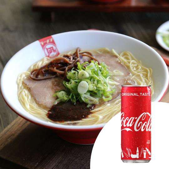 1 x Butao King + 1 x Coke/Coke Zero