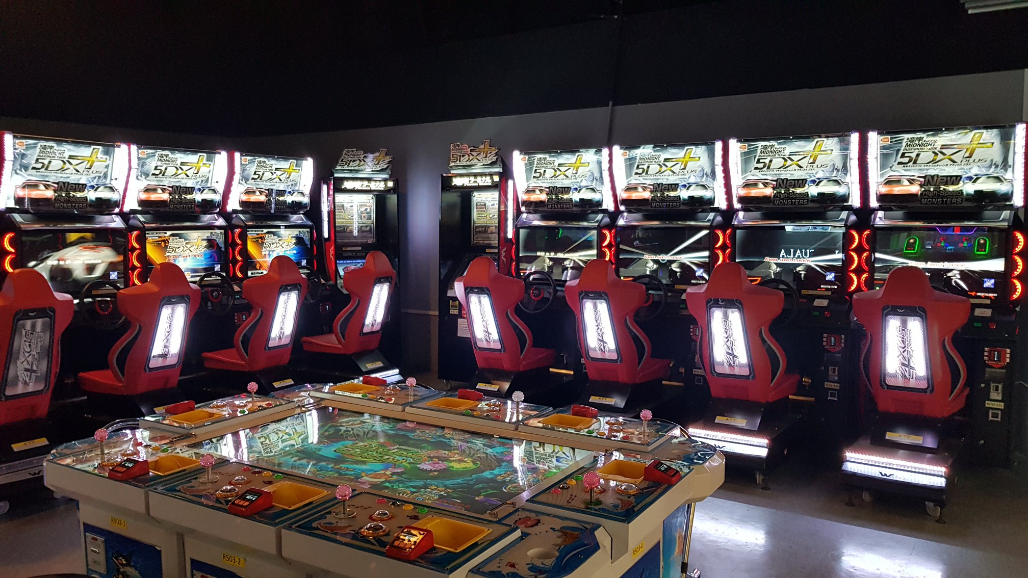 $5 worth of Arcade Credits [ShopBack Exclusive]