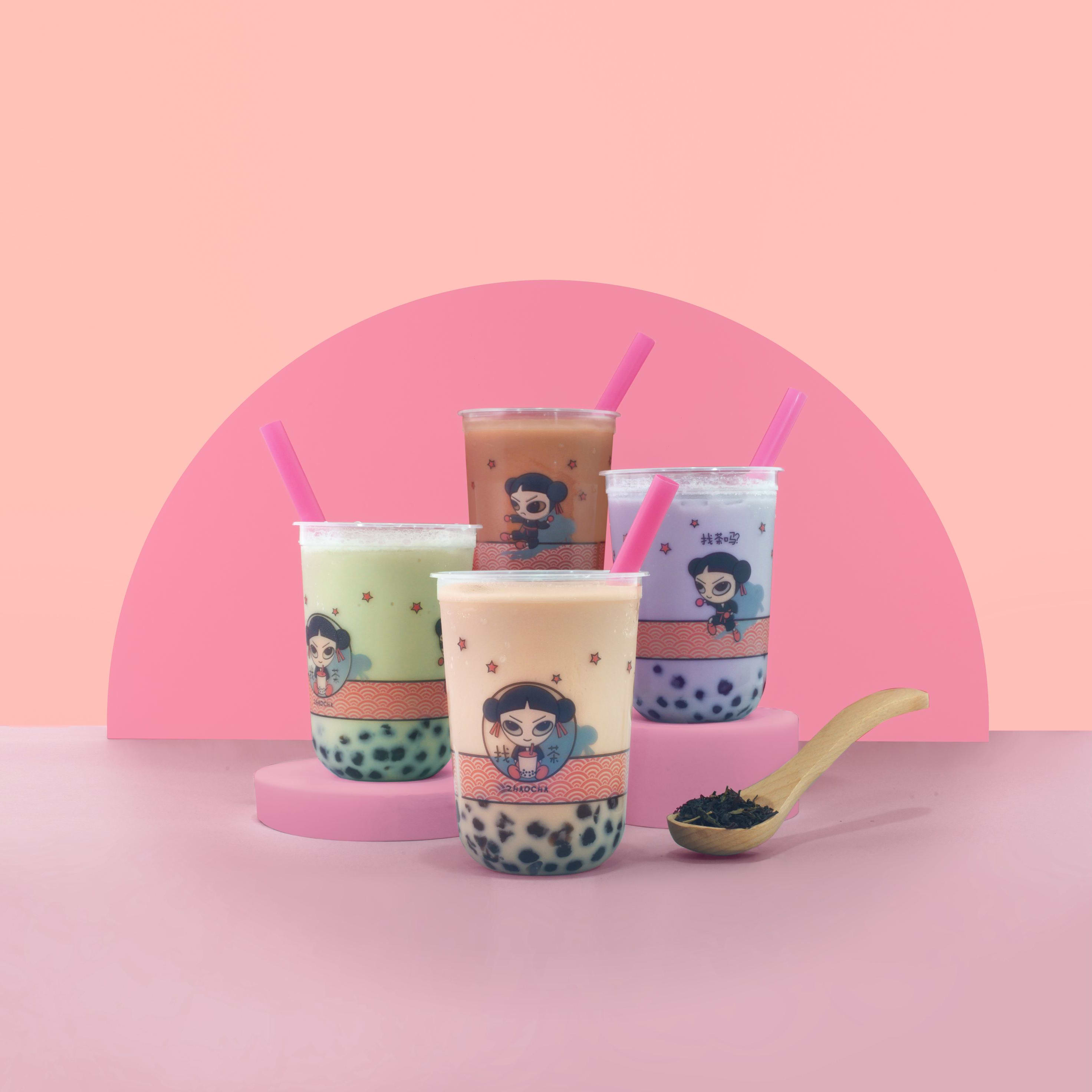1 x Any Drink from Milk Tea Series