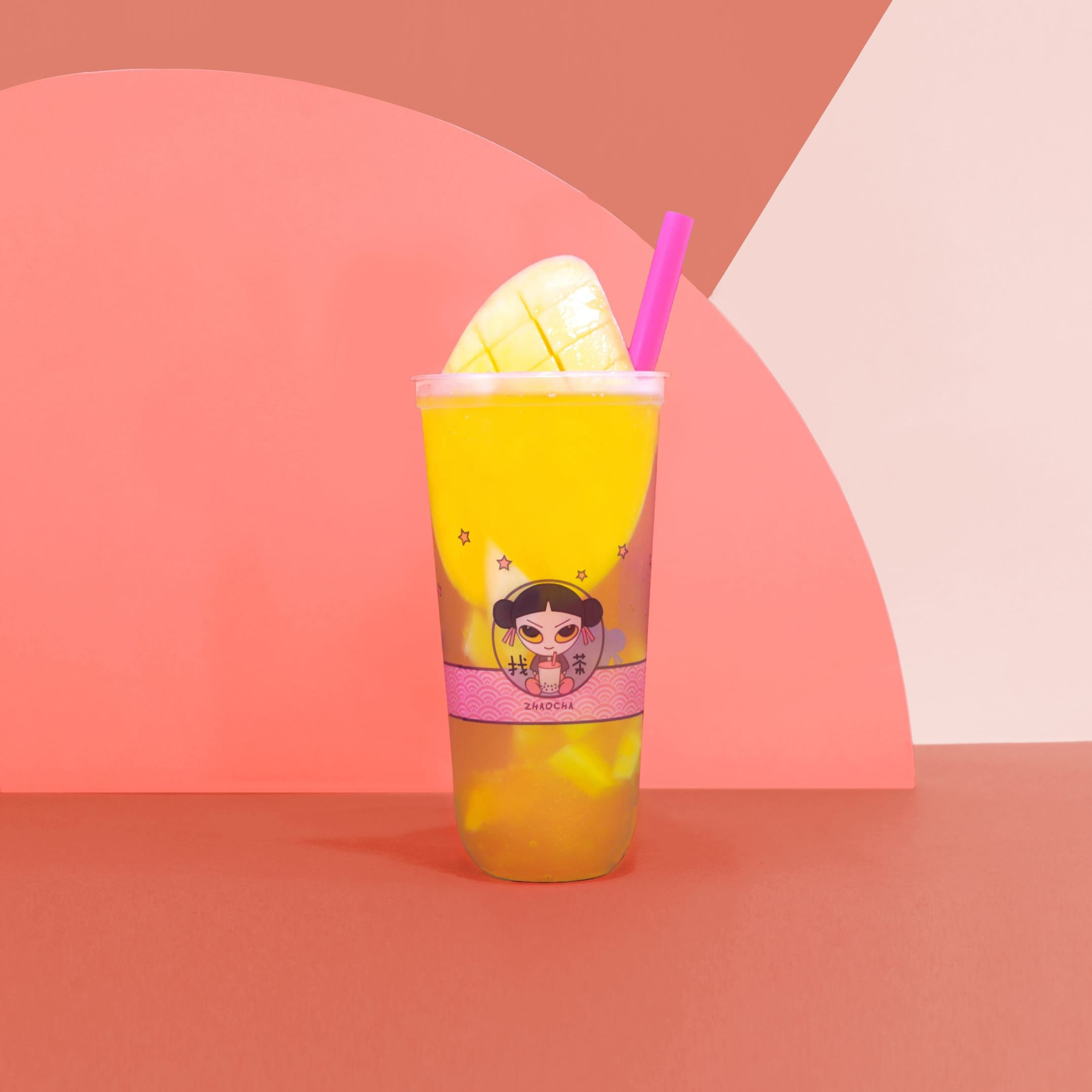 1 x Any Fruity Series Drink