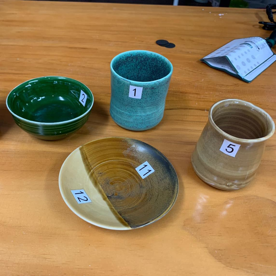 45 Min Clay Making Workshop for 1 pax