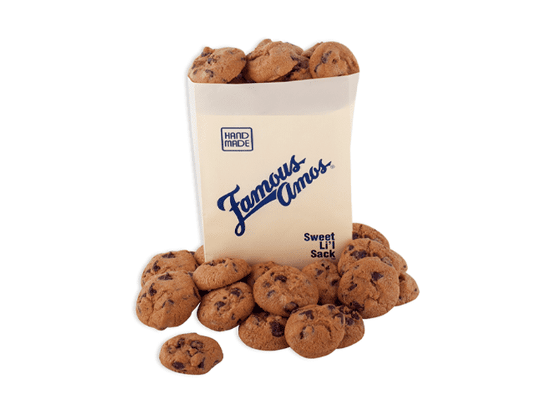 1 x 100g Cookies (Any Flavour) [Limited Stock] at Famous Amos - Get Deals, Cashback and Rewards with ShopBack GO