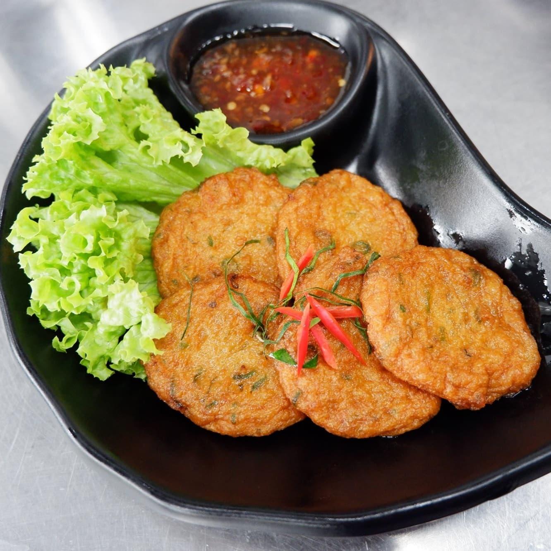 1 x Thai Fish Cake