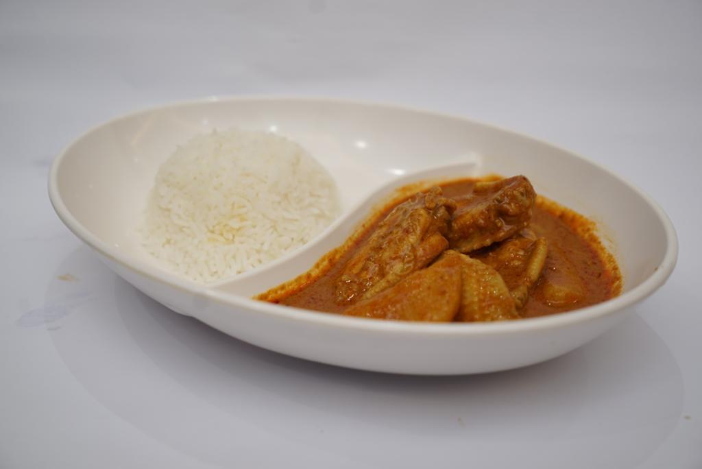 1 x Curry Chicken Set