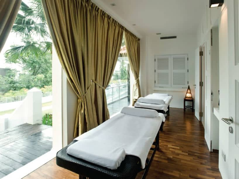2-Hour Couple Spa Retreat with Full Body Massage (1 Session)