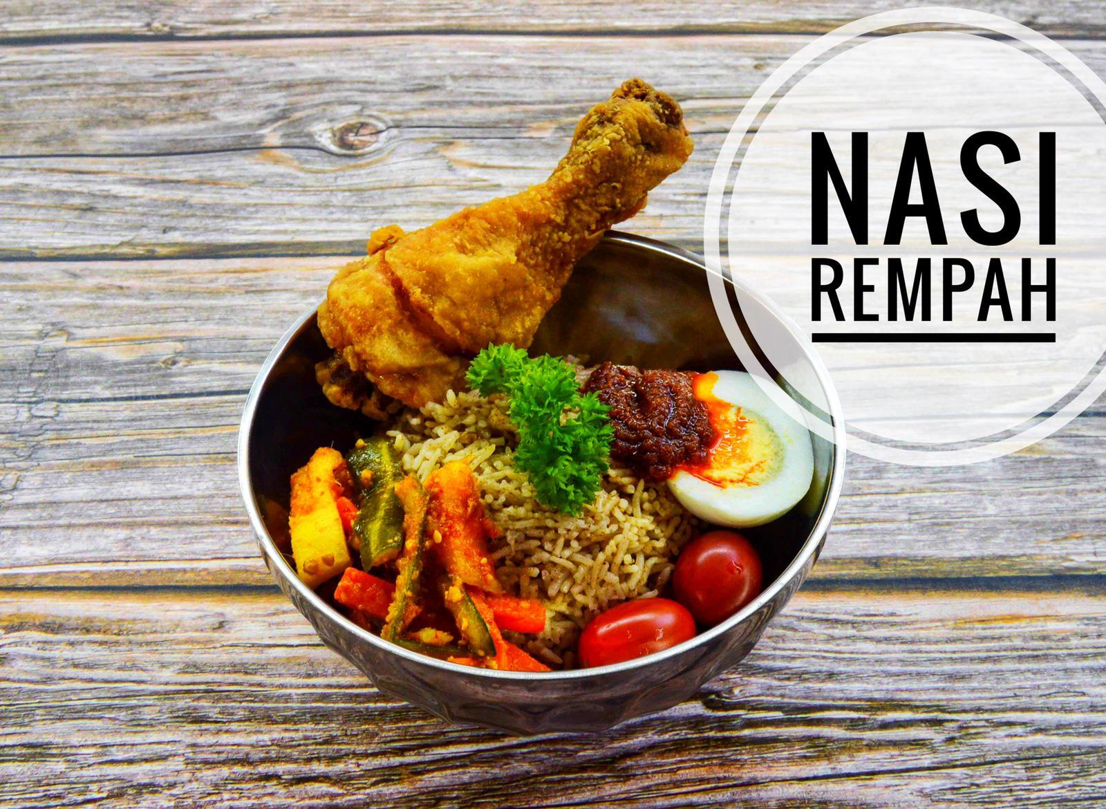 1-for-1 Nasi Rempah [Exclusive Deal]