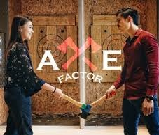 1 Hour Axe Throwing for 1 pax + 1 x $3 Drink Voucher