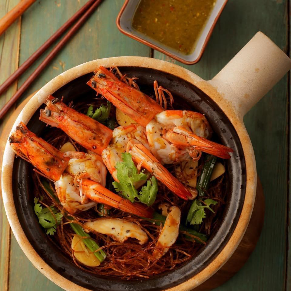 1 x Claypot Prawn Tang Hoon + 2nd Plate 50% Off [Limited Stock]