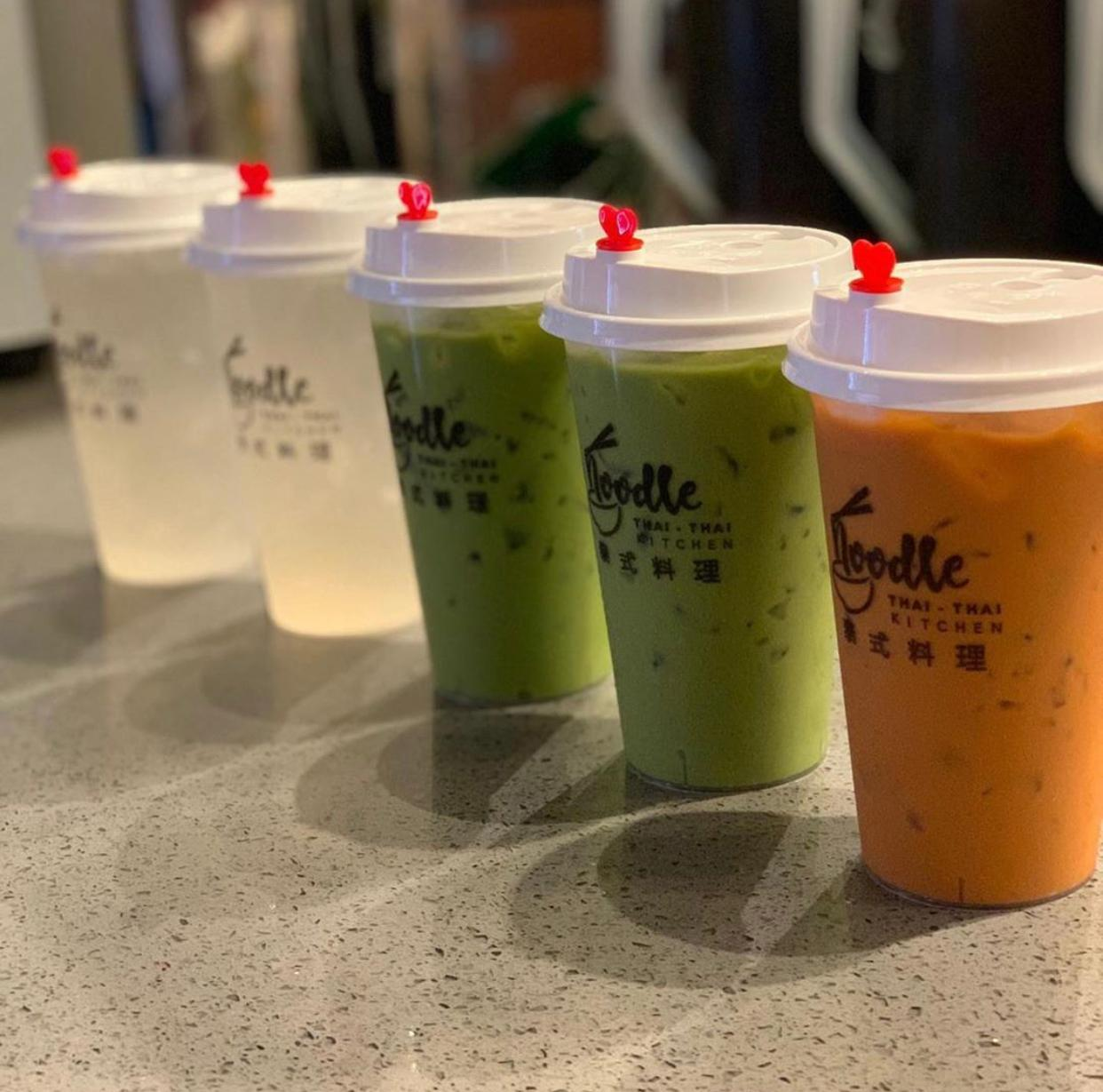 1 x Thai Green Tea + 2nd Drink 50% Off [Limited Stock]
