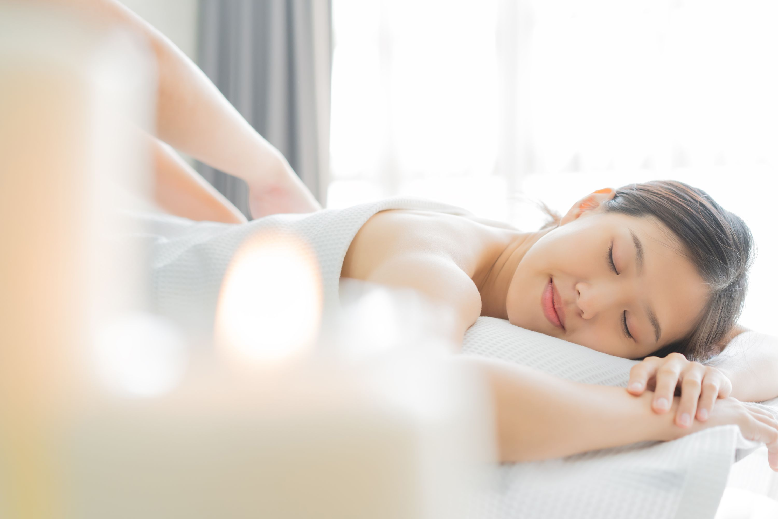 90 min Choice of Full Body Massage with Body Treatment for 2 person
