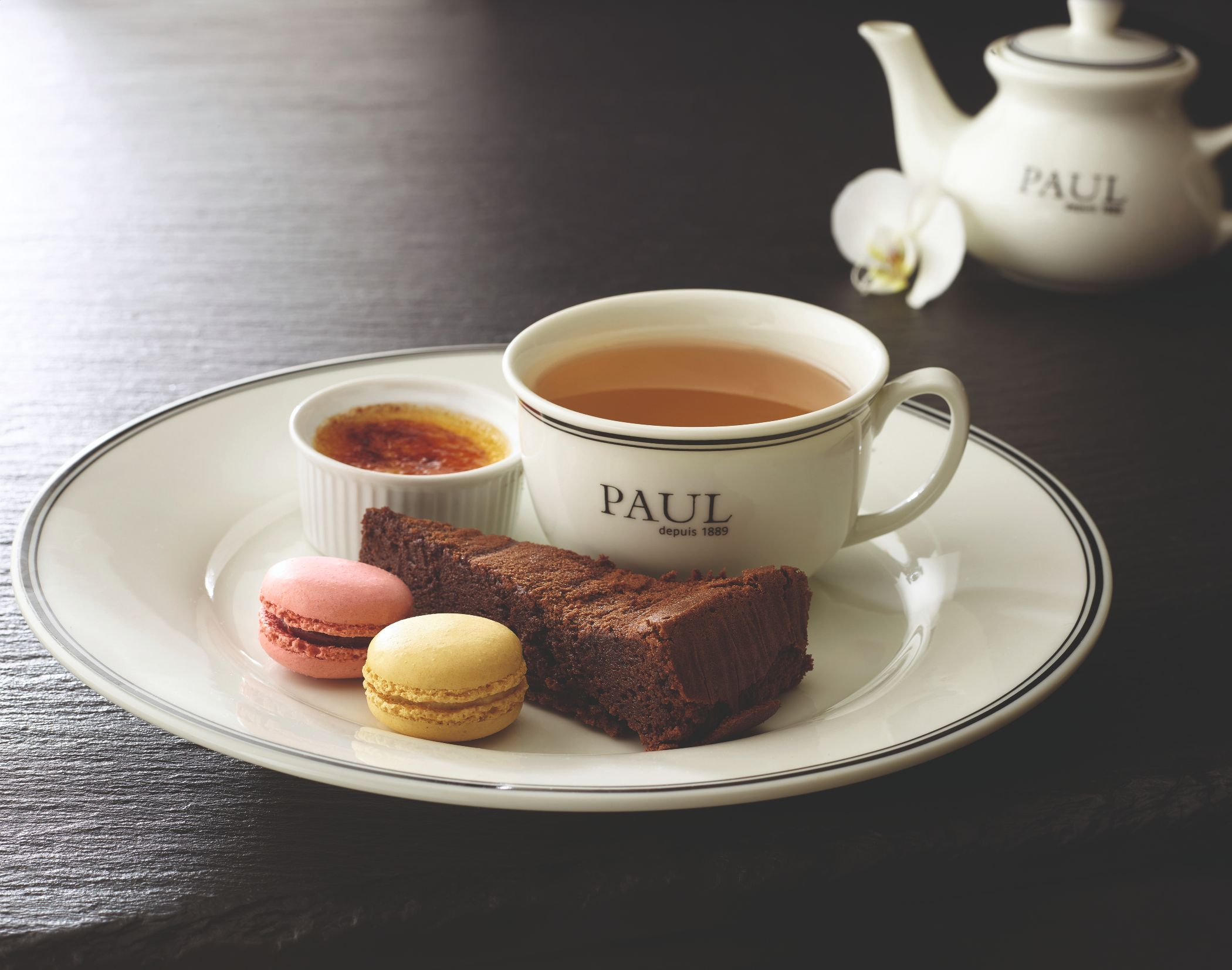 1 x High Tea Set [Limited Stock]