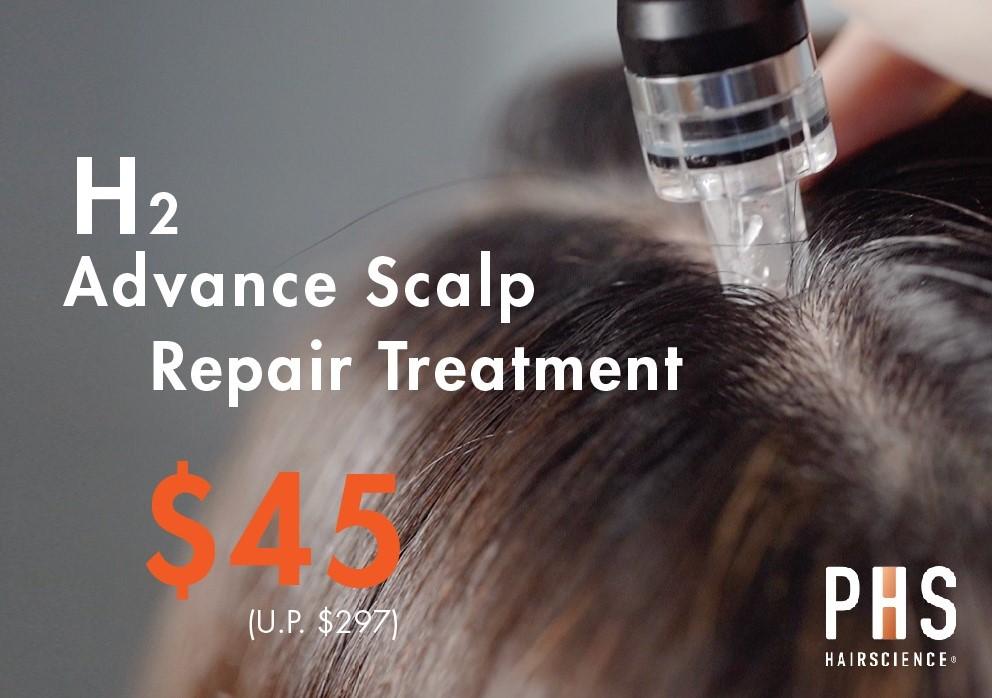 90-Min Advance Scalp Repair Treatment (1 Session)