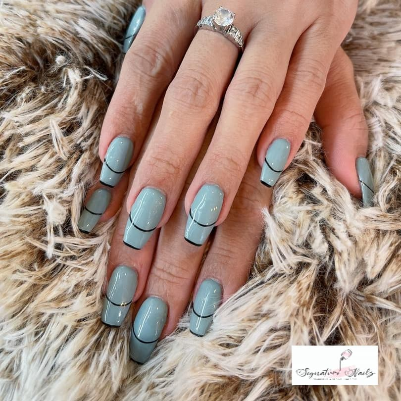 Classic Gel Manicure with Return Soak Off and Classic Pedicure for 1 pax