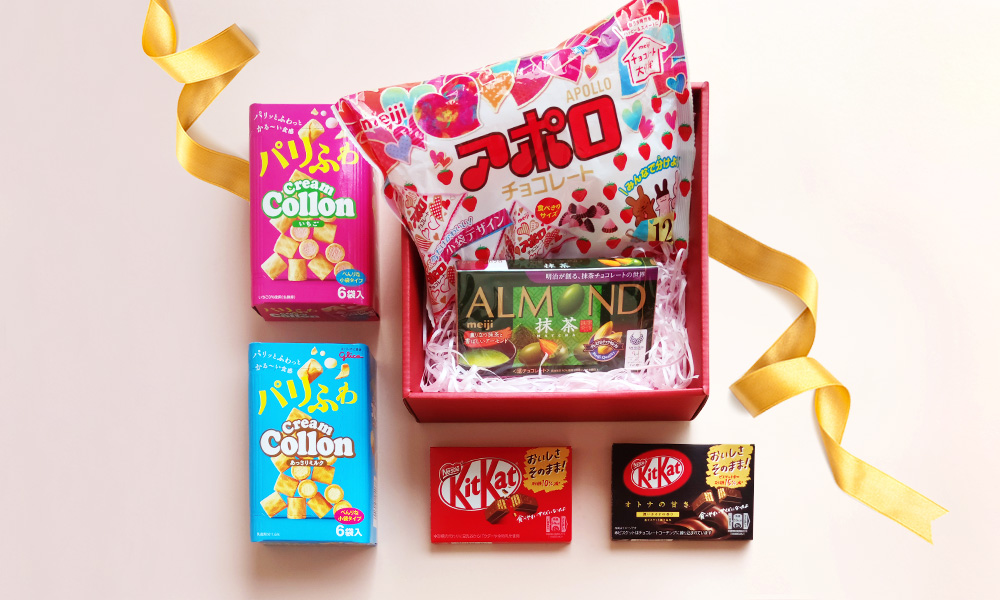 1 x Assorted Japanese Snack Box [Limited Stock]