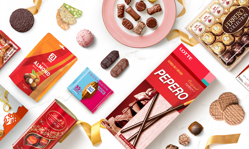 $10 Cash Voucher + Free Gift (Chocolates/Snack/Candy)