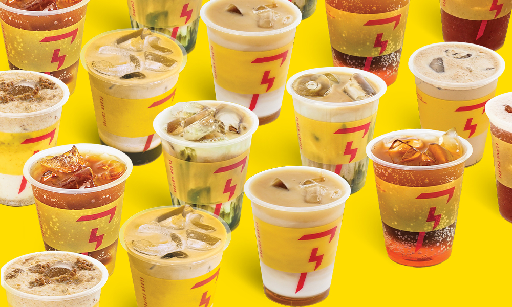 1 x Any Upsized Coffee/ Non-Coffee/ Shake [Exclusive Deal]