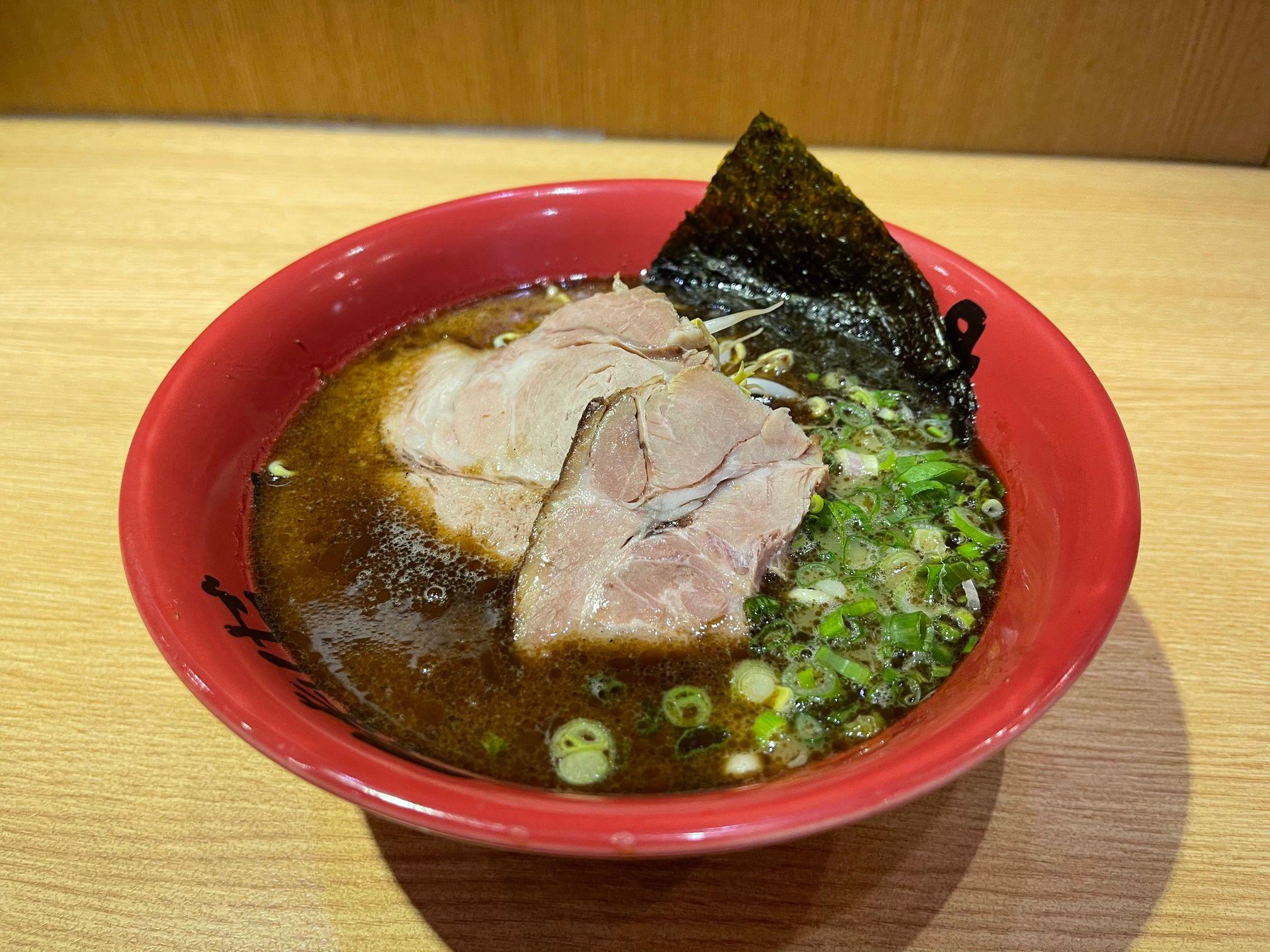 2 x Nantsuttei Tonkotsu Ramen (Regular)