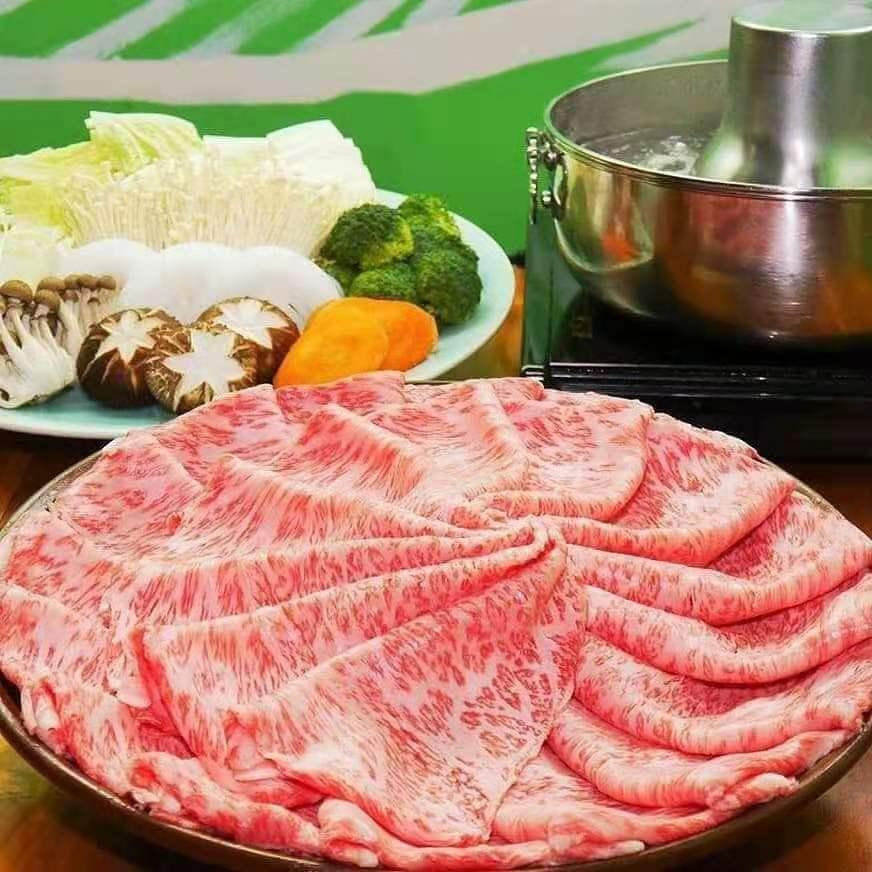 1 x A5 Premium Japanese Wagyu 1-for-1 Ala-carte Set Meal